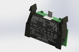 contactor switch normaly open