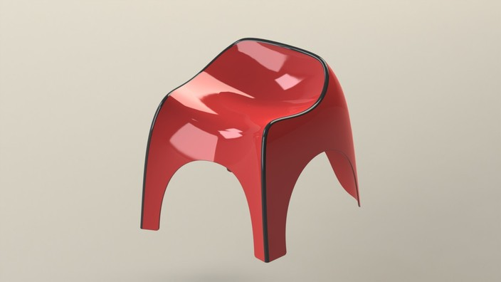 Efebo chair