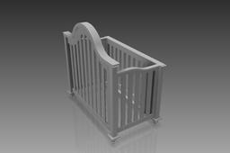 Child Craft Crib - Model No. 32631