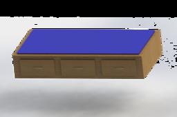 Modern Twin Bed