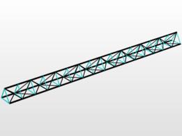 truss - Recent models | 3D CAD Model Collection | GrabCAD