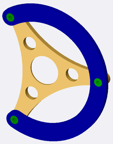 Chain guide for 38T chainring