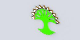 Selesnya Guild Logo