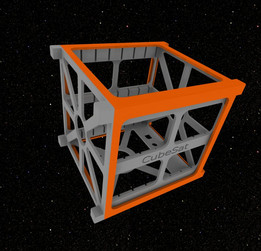 CubeSat 1U Ukr v3