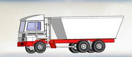 DUAL CAB MINING TRUCK