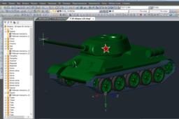 Tank T 34/85