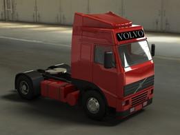 Truck/Caminhão teste de render
