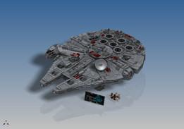 LEGO Star Wars - UCS Millennium Falcon (10179)
