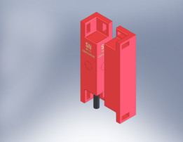 Omron STI 44531-0265 MC-S2 Safety Interlock Switch