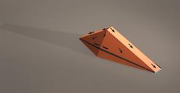 Compact explorer tent