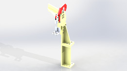 spot welding fixture and clamp
