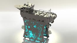 bbq - Recent models   3D CAD Model Collection   GrabCAD