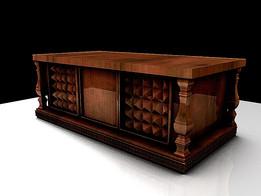 CLASSIC OFFICE TABLE  CARLOS BESSA