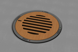 Saare Yachts Customisable Deck Vent