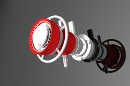 High Velocity Long Range Nozzle