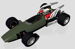 Open Wheeled Racer