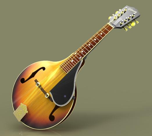 Gibson A4 Mandolin