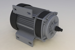 48VDC motor