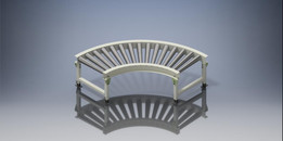 Conveyor -90d Bend (undriven)