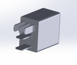 Automotive micro relay