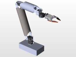 SOLIDWORKS, robot - Most downloaded models | 3D CAD Model Collection