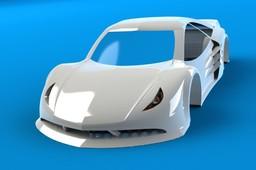 Supercarbodychallenge Personal blueprints