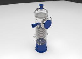 compressor suction scrubber