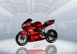 Super bike body concept