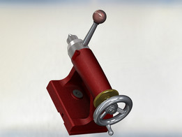 Tailstock Assembly
