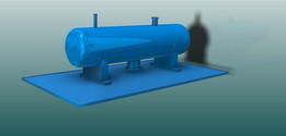 Pressure vessel 12m