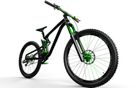 mtb BIKE...redesign by paX