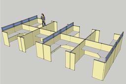 Cube Layout