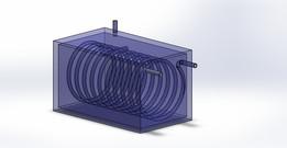 helix heater