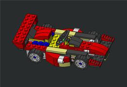 Lego Alexandra Leon Wilkins