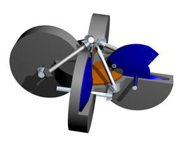 Rotor-Piston Engine