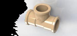 T 20 mm (PVC)