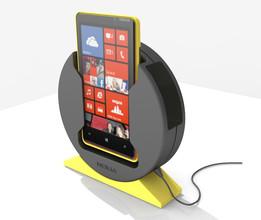 Nokia Lumia clock - charger