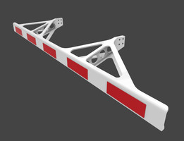 SimScale Truck Underrun Protection Challenge