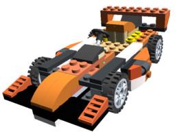 Sunset Speeder LEGO