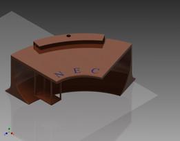 NEC Desk