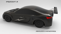 Project X-car