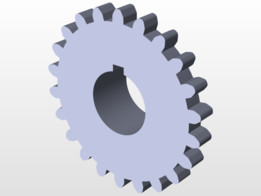 22 TEETH GEAR