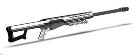 BARRET M-107 12.7X99 BMG SEMI AUTO SNIPER RIFLE