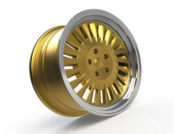 "Wheel - ISPIRI CSR1D 18"" 1:24"