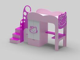 """Кровать """"Кошка"""""""