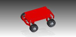 4WD Robot Bulding