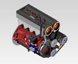 cosworth - Recent models | 3D CAD Model Collection | GrabCAD