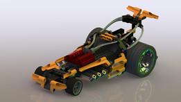LEGO Tunable Racer