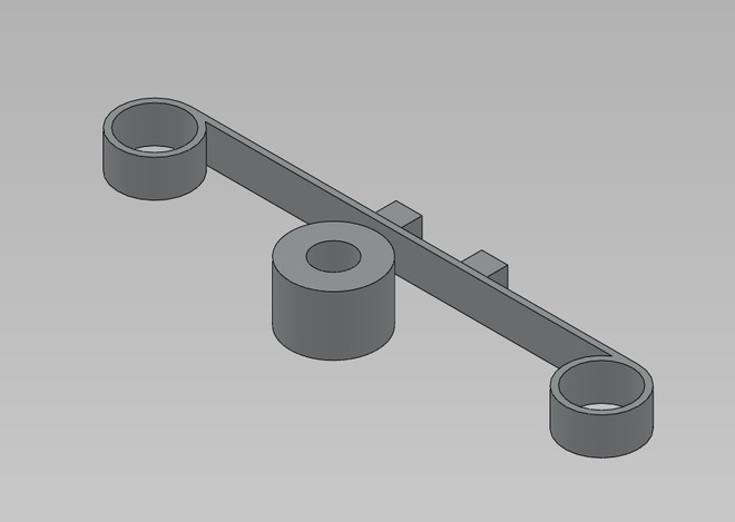 Triple Clamp Template