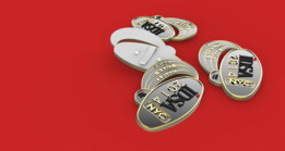 IDSA 2014 DM LAPEL PIN